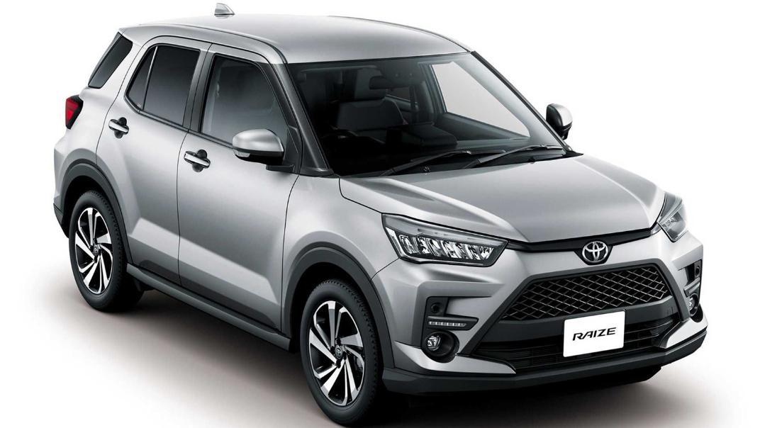 2021 Toyota Raize Exterior 085