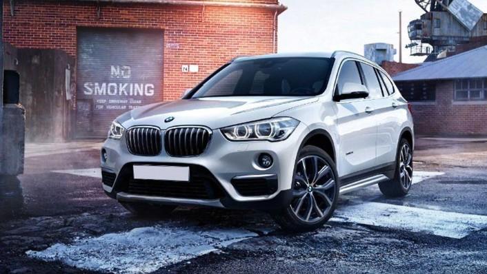 BMW X1 2019 Exterior 001
