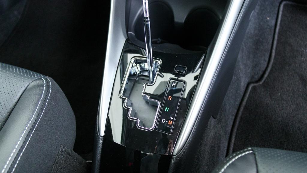 Toyota Vios 2019 Interior 013