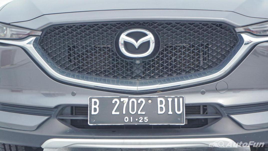 Mazda CX 5 Elite Exterior 011