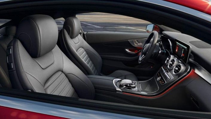 Mercedes-Benz C-Class Coupe 2019 Interior 009