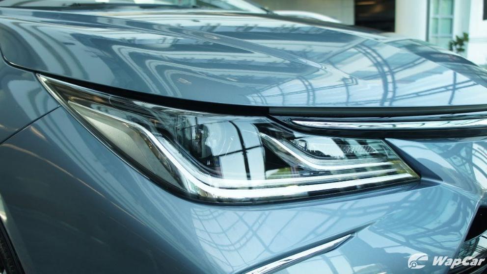 Toyota Corolla Altis 2019 Exterior 013