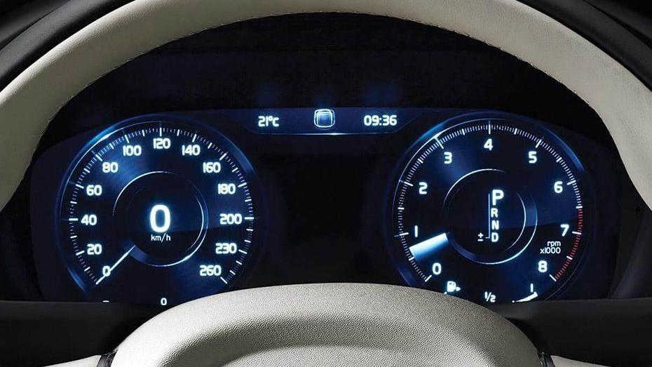 Volvo XC90 2019 Interior 004