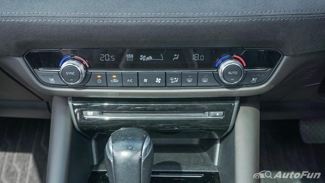 Mazda 6 Elite Estate Interior 032