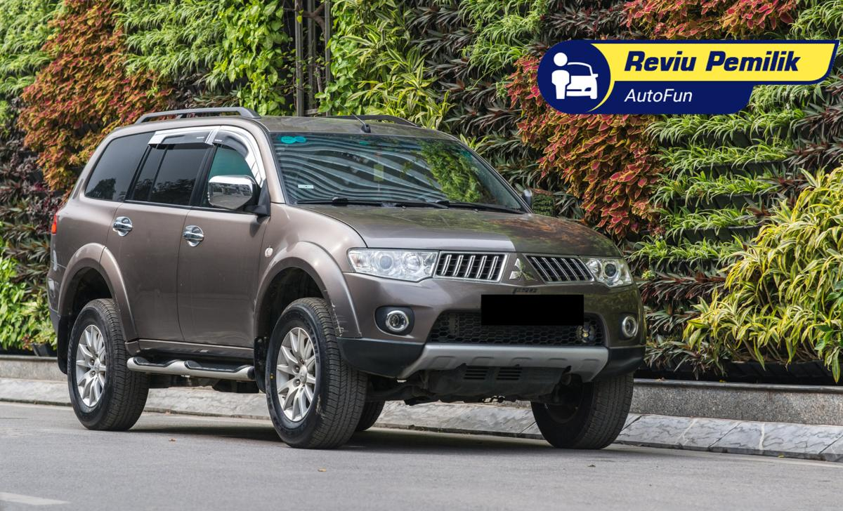 Review Pemilik: Sudah pakai Mitsubishi Pajero Sport selama hampir 10 tahun, kok mesinnya masih kuat? 01