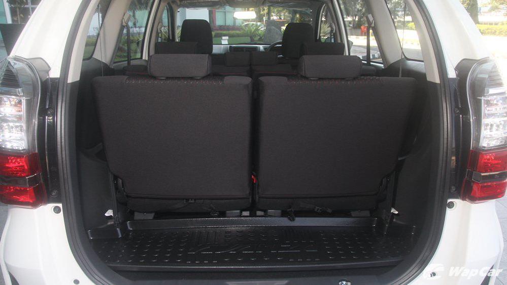 Toyota Avanza 2019 Interior 031