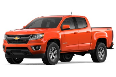 Chevrolet Colorado 2.8 High Country Double Cabin 4x4 AT
