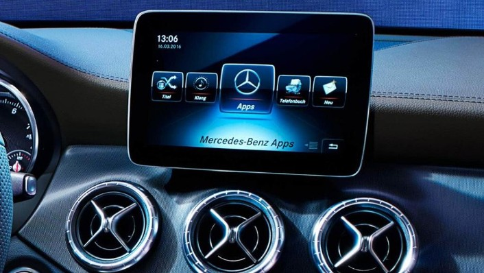 Mercedes-Benz CLA-Class 2019 Interior 007