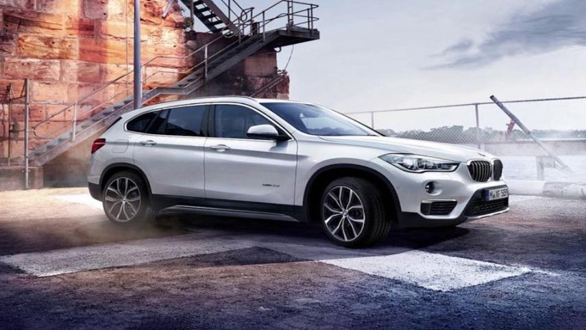 BMW X1 2020 2020 Exterior 005