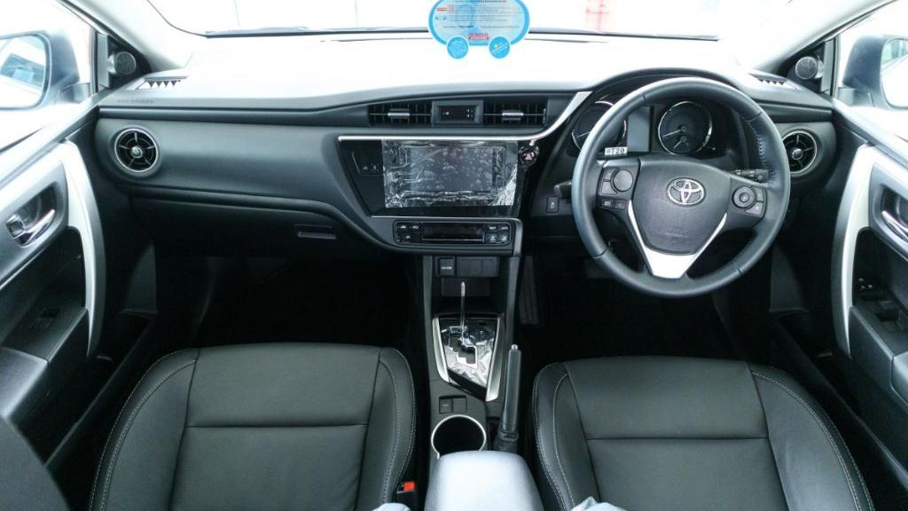 Toyota Corolla Altis 2019 Interior 116