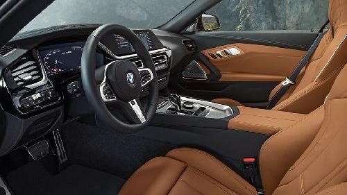 BMW Z4 2019 Interior 002