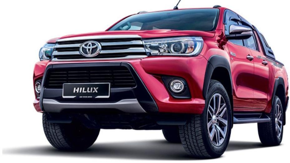 Toyota Hilux 2019 Others 012