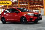 Honda City Hatchback 2021 Pakai Mesin 1,5 L Bertenaga 121 PS, Nantikan Harganya Bulan April Mendatang!