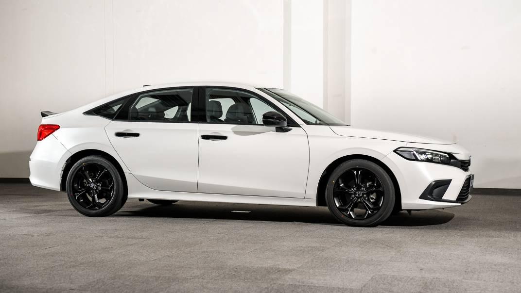 2022 Honda Civic Upcoming Version Exterior 016