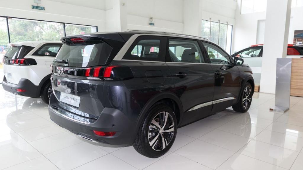 Peugeot 5008 2019 Exterior 004