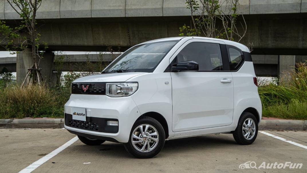 2021 Wuling Mini EV Upcoming Version Exterior 010