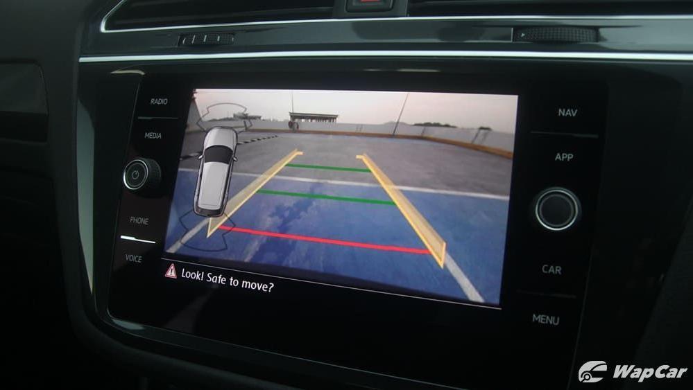 Volkswagen Tiguan 2019 Interior 019