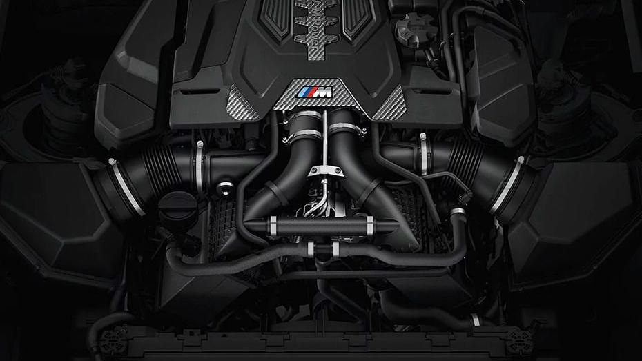 BMW M5 2019 Interior 020