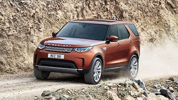 Land Rover Discovery 2019 Exterior 001