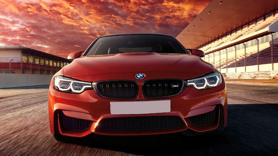 BMW M4 Coupe 2019 Exterior 002