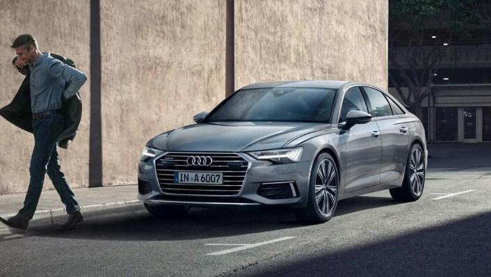 Audi A6 2019 Exterior 004