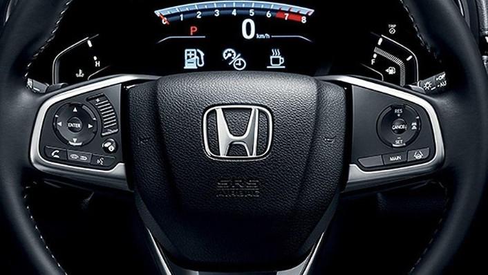Honda CRV 2019 Interior 001