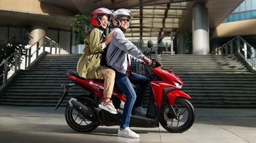 Honda Vario 125 01