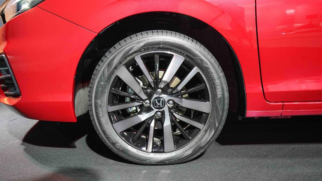 2021 Honda City Hatchback International Version Exterior 119