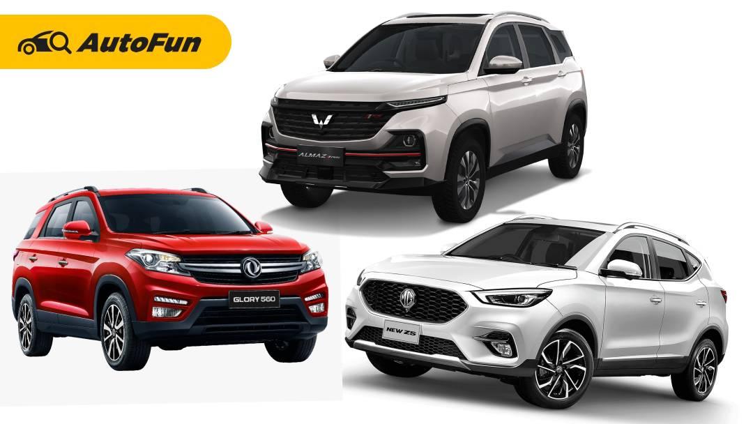 Rapor Penjualan Mobil China di Indonesia, Wuling, DFSK, atau MG Yang Jadi Juara? 01