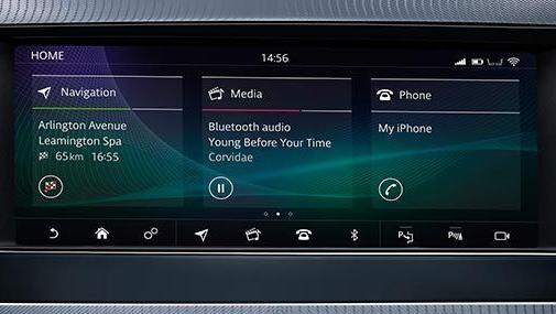 Jaguar F-TYPE 2019 Interior 026