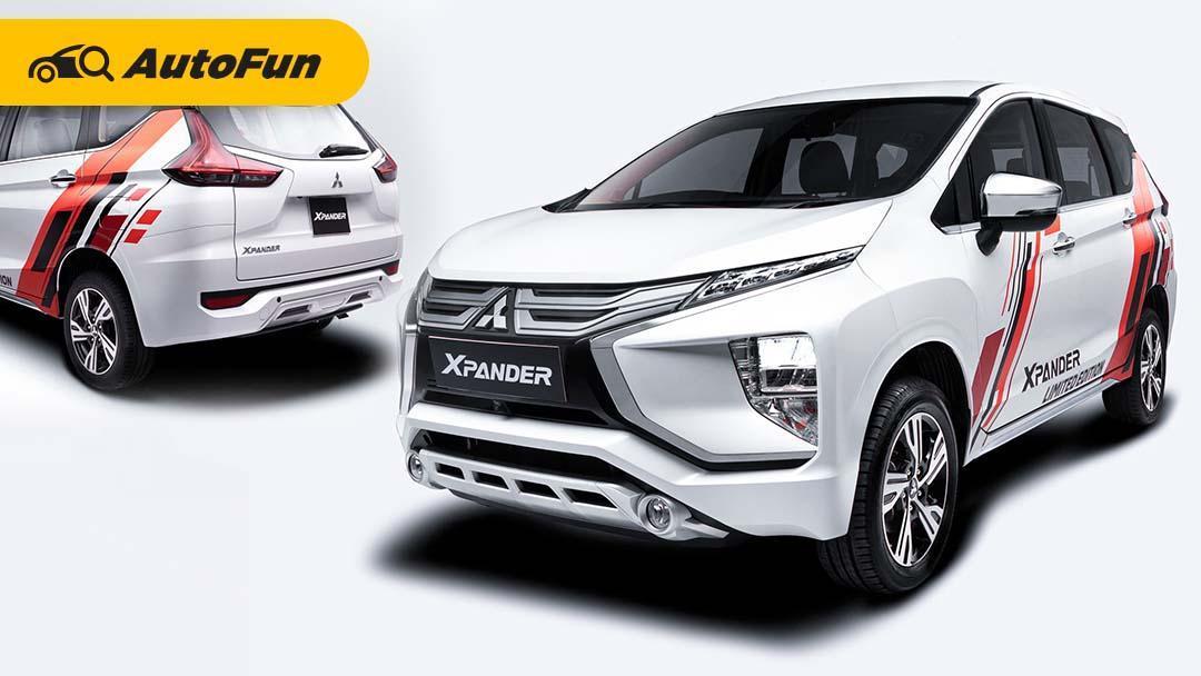 Dibandrol Sampai Rp390 Jutaan, Mitsubishi Xpander Limited Edition di Vietnam Dapat Apa Aja? 01