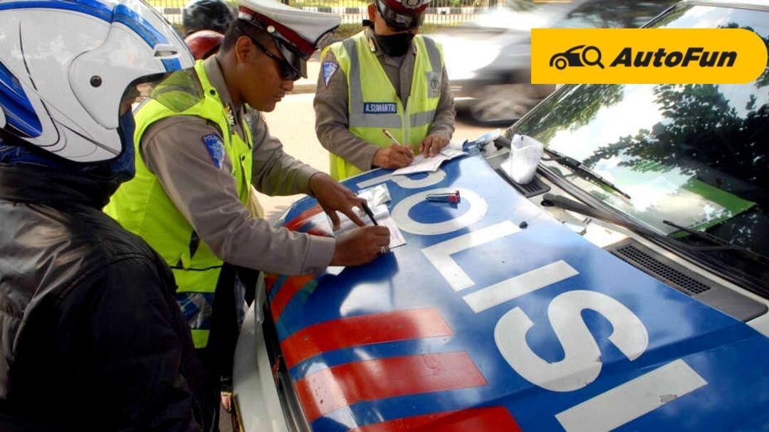 Wacana Kapolri Baru Soal Penghapusan Tilang Konvensional Oleh Polisi, Seperti Apa Skemanya? 01