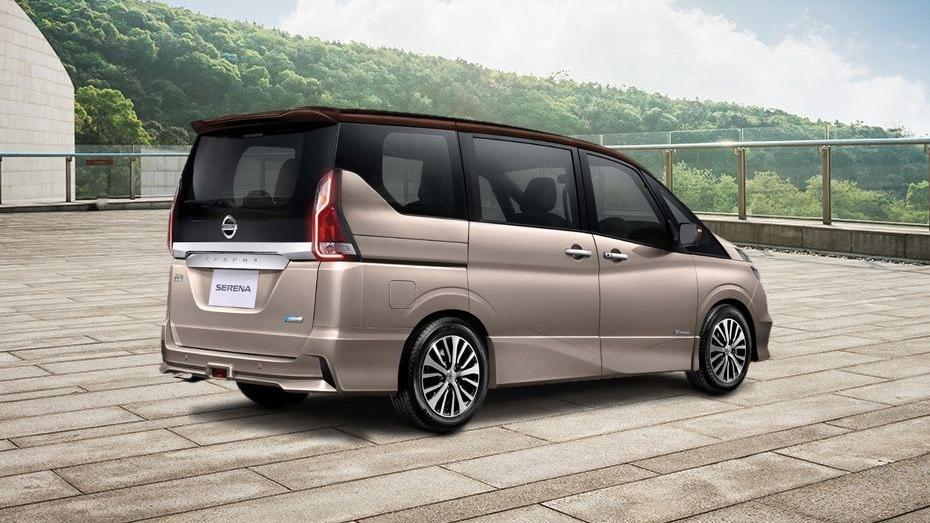 Nissan Serena 2019 Exterior 002