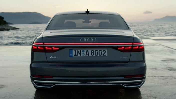 Audi A8 L 2019 Exterior 007