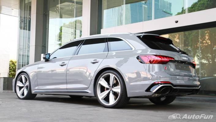 2021 Audi RS 4 Avant Exterior 007