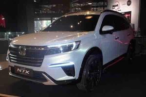 Setelah Jakarta, Honda N7X Concept Roadshow ke Beberapa Kota Besar di Indonesia, Catat Tanggalnya!