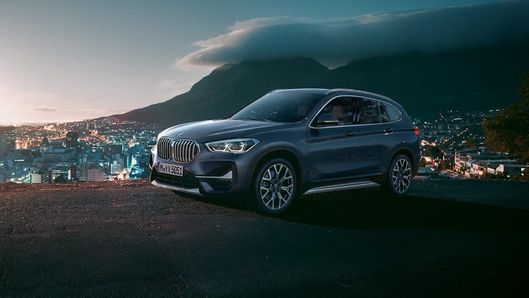 BMW X1 2020 sDrive18i xLine Exterior 001