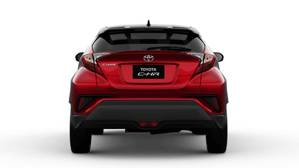 Toyota CHR 2019 Exterior 006