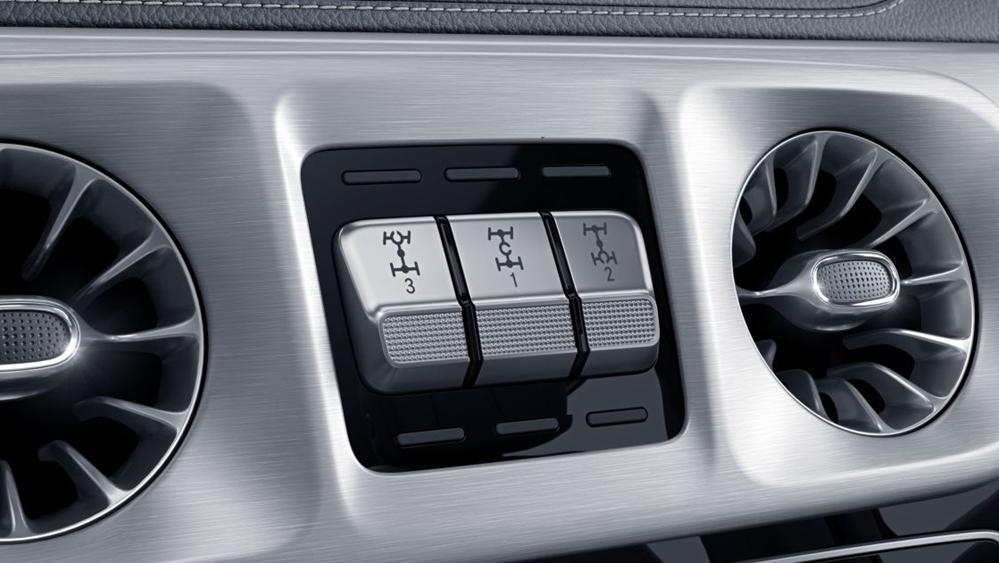 Mercedes-Benz G-Class 2019 Interior 011