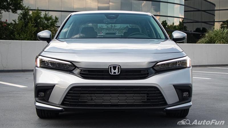 Honda Civic 2022 Siap Meluncur di Thailand Tanggal 6 Agustus, Selangkah Lagi ke Indonesia Dong! 02