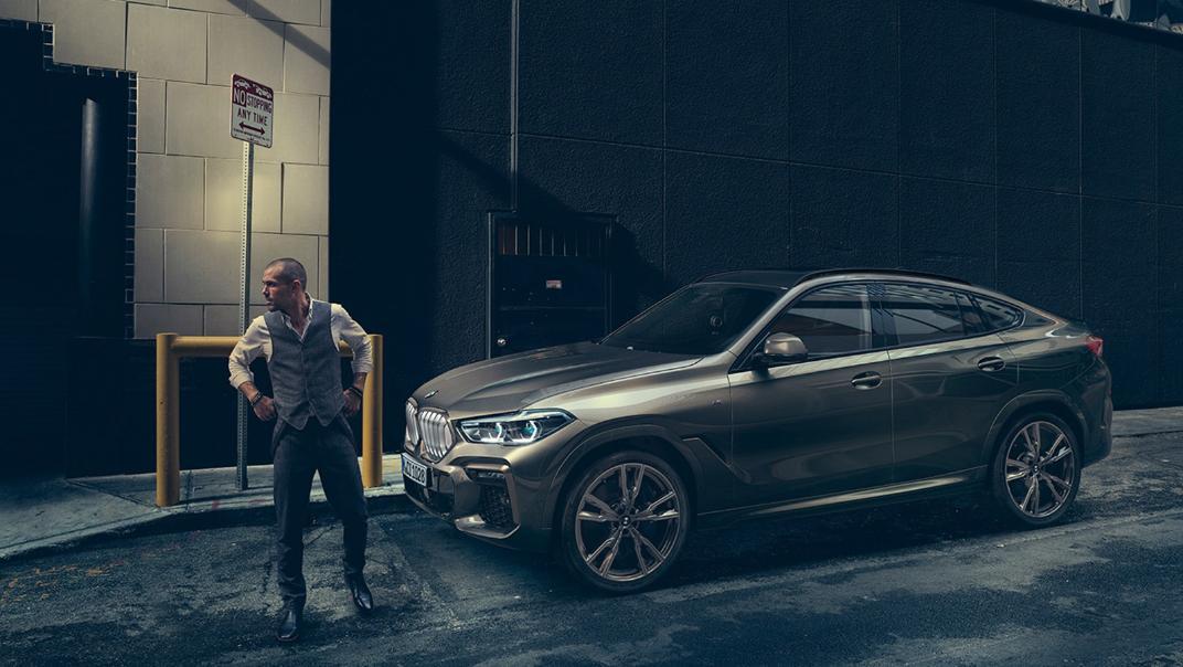 BMW X6 2019 Exterior 004