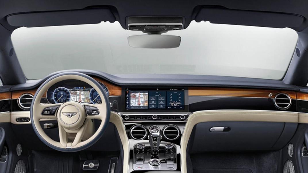 Bentley Continental 2019 Interior 001