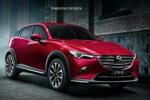 Kelengkapan Fitur Keselamatan Mazda CX-3, Lebih Nyaman di Segmen SUV Kompak