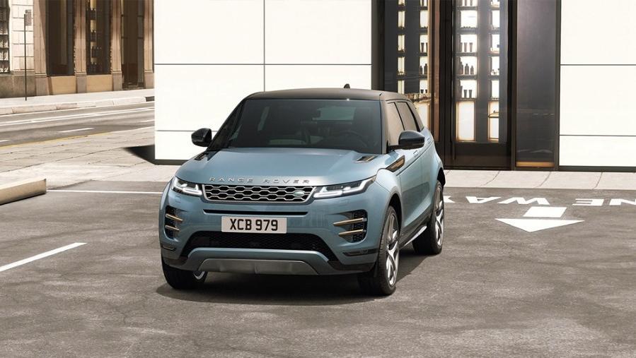 Land Rover Range Rover Evoque 2019 Exterior 001
