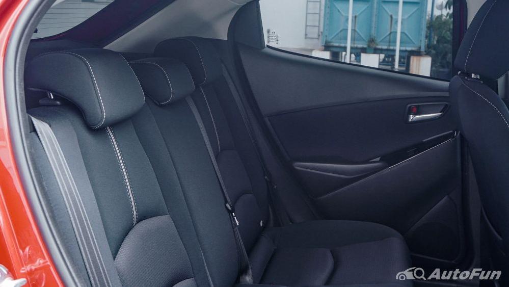 Mazda 2 GT AT Interior 067