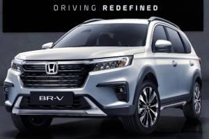 Ternyata Ada 3 Fitur Baru di Honda BR-V 2022 yang CR-V Gak Punya!