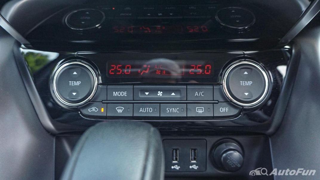 Mitsubishi Eclipse Cross 1.5L Interior 030