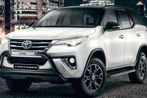SUV mahal dari Toyota, Perkembangan Toyota Fortuner Mobil SUV di Indonesia