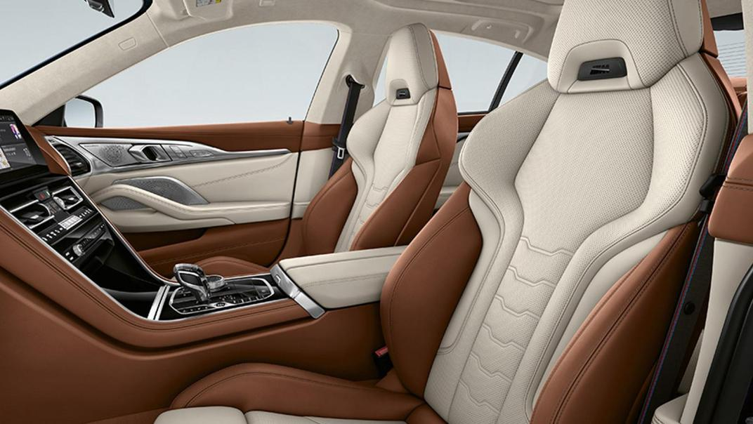 BMW 8 Series Coupe 840i Gran Coupe Interior 019