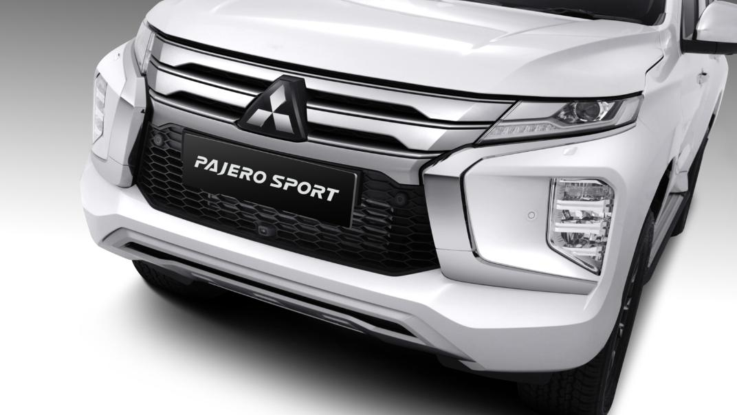 2021 Mitsubishi Pajero Sport Exterior 003